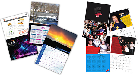 Chase Media Group Calendar Printing