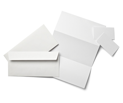 business card, envelop, letterhead stationary stationery